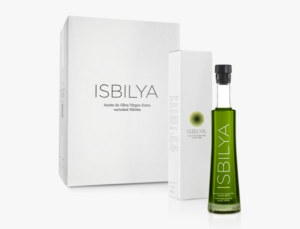 Isbilya 'unfiltered special edition' 9 bottles 200 ml box